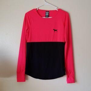 PINK ULTIMATE workout shirt